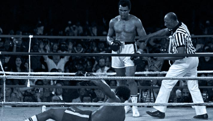 muhammad ali the rope a dope fighting back in life