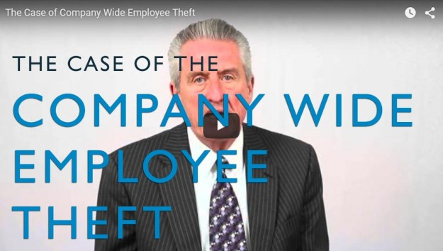 employee theft Small-business owners aim to hire trustworthy workers, but companies must be aware that theft will occur understanding employee theft requires that you look at the type of items thieves go after and the methods used to take them.