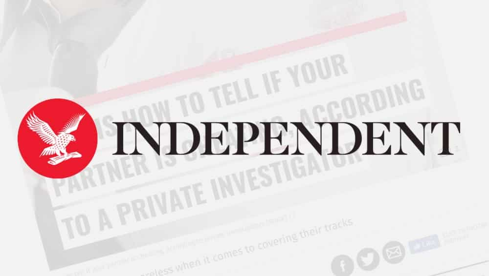 Martin Investigative Services featured in The Independent