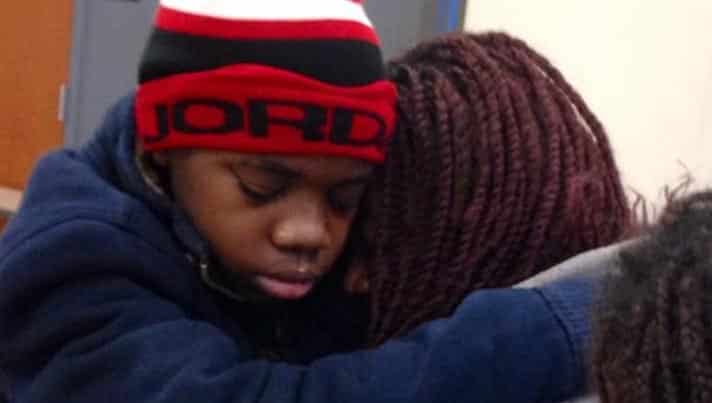 Missing boy found alive and well - 4 years later